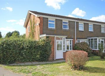 Thumbnail 3 bed end terrace house for sale in Nea Close, Highcliffe, Christchurch, Dorset