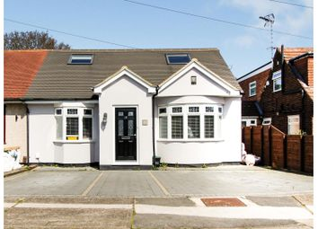Thumbnail 4 bed property for sale in Cross Road, Benfleet