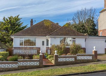 Thumbnail 3 bed bungalow for sale in Founthill Avenue, Saltdean, Brighton