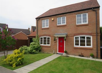 Thumbnail 4 bed detached house for sale in Mulberry Close, Desborough, Kettering