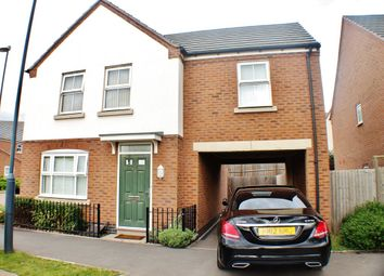 Thumbnail 3 bed detached house for sale in Kensington Court, Queen Elizabeth Road, Nuneaton
