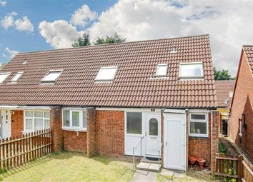 Thumbnail 3 bedroom semi-detached house for sale in Langcliffe Drive, Heelands, Milton Keynes