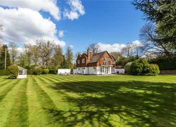 Thumbnail 4 bedroom detached house for sale in Ballards Lane, Limpsfield, Surrey