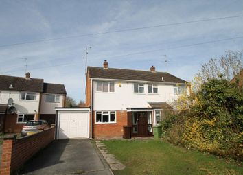 Thumbnail 3 bed semi-detached house for sale in Cotswold Gardens, Tewkesbury