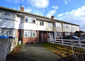 Thumbnail 3 bed terraced house for sale in Avenue Road, Harold Wood