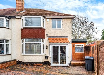 Thumbnail 3 bed semi-detached house for sale in Moorpark Road, Northfield, Birmingham