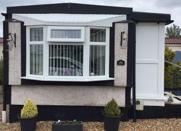 Thumbnail 1 bed mobile/park home for sale in Hambleton Country Park, Sower Carr Lane, Poulton-Le-Fylde