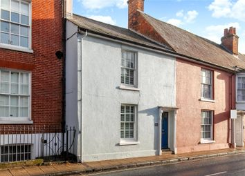 Thumbnail 4 bed terraced house for sale in St. Cross Road, Winchester, Hampshire
