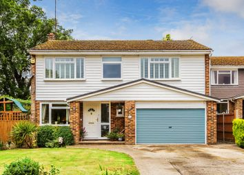 Thumbnail 4 bed detached house for sale in Mill Shaw, Hurst Green, Oxted