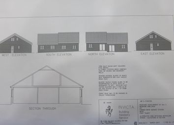 Thumbnail 3 bed semi-detached bungalow for sale in The Willows, Bryn, Port Talbot