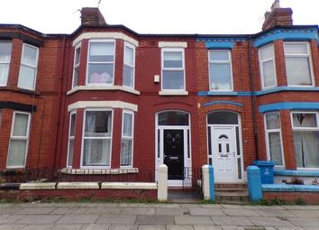 Thumbnail 3 bed terraced house for sale in Brookdale Road, Wavertree, Liverpool, Merseyside
