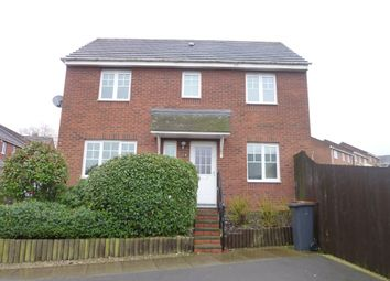 Thumbnail 3 bed semi-detached house to rent in Weavers Close, Whitwick, Leicestershire