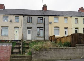 Thumbnail 3 bed terraced house for sale in Meadow Terrace, Phillipstown, New Tredegar