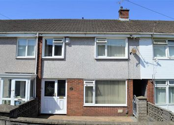 Thumbnail 3 bedroom terraced house for sale in Heol Dynys, Swansea