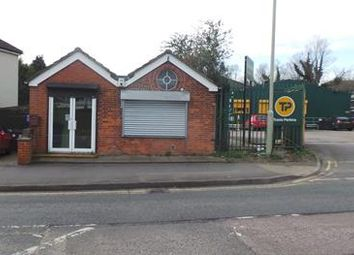 22A Beaver Road, Ashford, Kent TN23. Retail premises to let