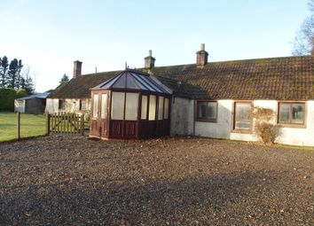 Thumbnail 3 bed cottage for sale in Downfield Cottage, Westmuir, Kirriemuir