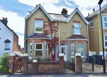 Thumbnail 2 bedroom semi-detached house to rent in Park Road, Cowes