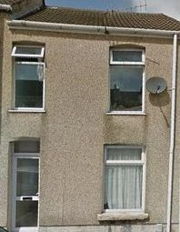 Thumbnail 3 bed terraced house to rent in Campbell Street, Mount Pleasant, Swansea