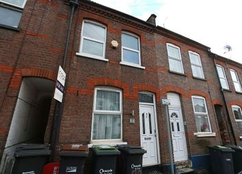 Thumbnail 2 bed terraced house for sale in Hartley Road, Luton, Bedfordshire