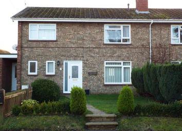 Thumbnail 2 bedroom flat for sale in Newton St. Faith, Norwich, Norfolk