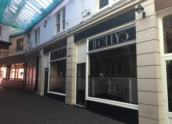 Thumbnail Retail premises to let in 2-4 Lowther Arcade, Carlisle