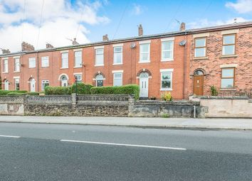Thumbnail 2 bed terraced house to rent in Croston Road, Lostock Hall, Preston