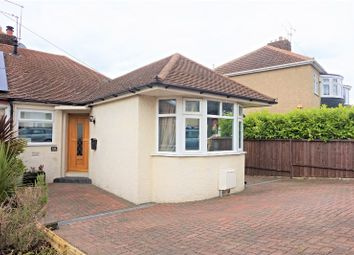 Thumbnail 3 bed bungalow for sale in Colyer Road, Gravesend