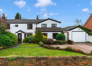 Thumbnail 3 bed detached house for sale in Hall Lane, Lydiate, Liverpool