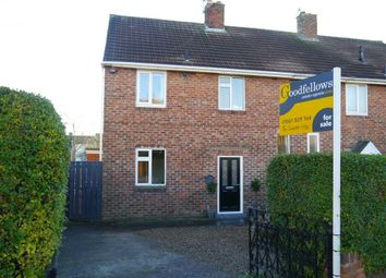 Thumbnail 3 bed semi-detached house for sale in Darwin Crescent, Montagu Estate, Newcastle Upon Tyne