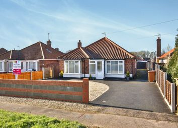 Thumbnail 2 bedroom detached bungalow for sale in Holt Road, Hellesdon, Norwich