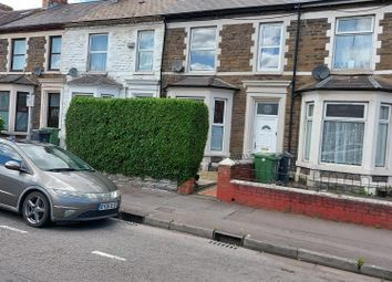 Thumbnail 3 bed terraced house for sale in Penarth Road, Grangetown, Cardiff