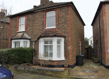 Thumbnail 3 bed semi-detached house for sale in Linden Crescent, Norbiton, Kingston Upon Thames