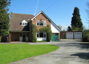 Thumbnail 4 bed detached house for sale in Old Slade Lane, Richings Park, Iver, Buckinghamshire