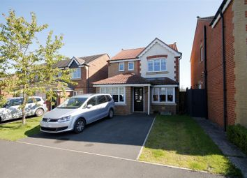 Ellerby Mews, Thornley, Durham DH6. 3 bed detached house