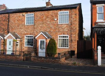 Thumbnail 2 bed end terrace house for sale in Cheadle Road, Cheadle Hulme, Cheadle, Greater Manchester