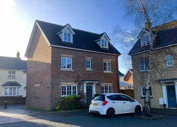 Thumbnail 5 bed detached house for sale in Cresscombe Close, Gillingham