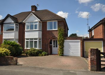 Thumbnail 3 bed semi-detached house for sale in Eastcourt Avenue, Earley, Reading