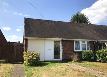 Thumbnail 1 bed bungalow for sale in Cat Lane, Shard End, Birmingham
