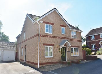 Thumbnail 5 bed detached house for sale in Fairplace Close, Broadlands, Bridgend.