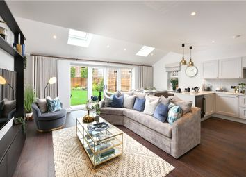 Thumbnail 5 bed detached house for sale in Ively Road, Fleet