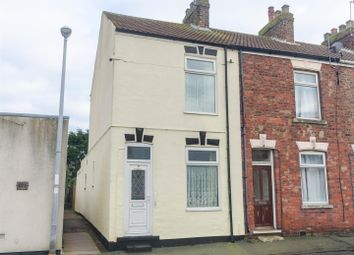 Thumbnail 2 bed end terrace house for sale in King Street, Withernsea