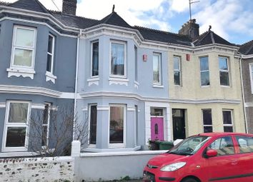 3 bed terraced house for sale in Wesley Avenue, Plymouth PL3