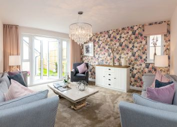 "Thumbnail 4 bed detached house for sale in ""Edinburgh"" at Newtonmore Drive, Kirkcaldy"