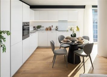 Thumbnail 1 bed flat for sale in River Gardens Walk, London