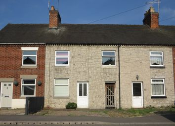 Thumbnail 3 bed terraced house for sale in Station Road, Hatton, Derby