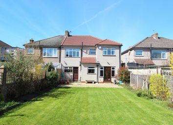 Thumbnail 5 bed semi-detached house for sale in North Road, Dartford, Kent
