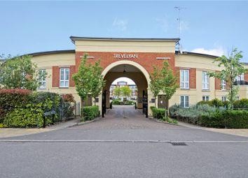Thumbnail 3 bed flat for sale in Trevelyan Court, Windsor, Berkshire