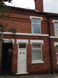Thumbnail 3 bedroom terraced house to rent in Winchester Street, Hillfields, Coventry