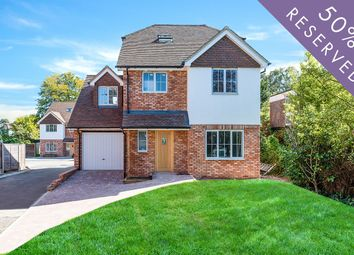 Thumbnail 4 bed detached house for sale in Mill Hill Lane, Brockham
