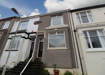 2 bed terraced house for sale in Lydford Park Road, Peverell PL3